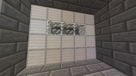 Garage Door And More Working Garage Door And More Minecraft Project
