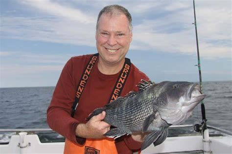 the open boat author quality sea bass fluke and stripers plus surf scup july