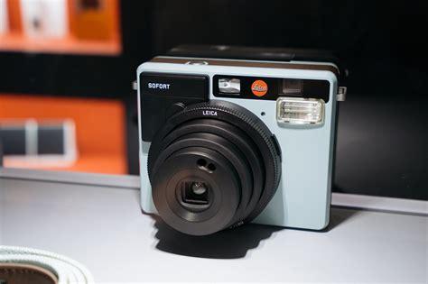 Kamera Leica Sofort sofortbildkameras f 252 r anf 228 nger die besten kameras f 252 r einsteiger