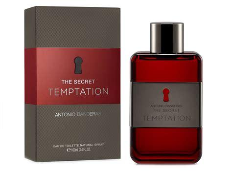 Parfum Antonio Banderas Secret the secret temptation antonio banderas cologne a new