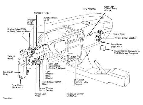 automotive air conditioning repair 1993 infiniti g engine control 1993 toyota corolla air conditioning wiring diagram efcaviation com