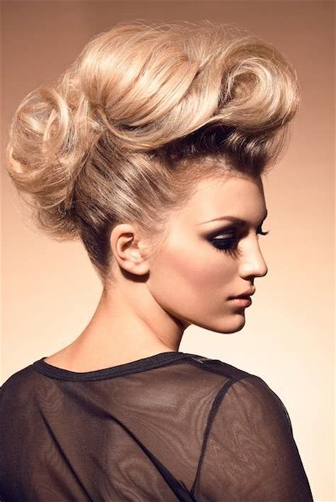 edgy haircuts salon hair look 2 femme mohawk with texture all for mary