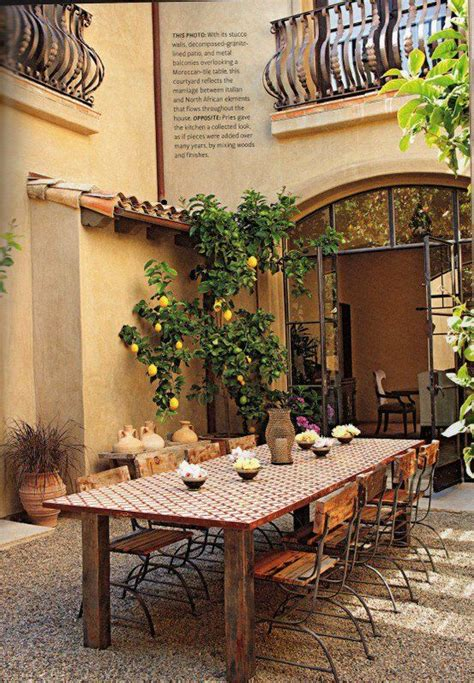17 Best Ideas About Tuscan 17 Best Ideas About Italian Patio On Italian