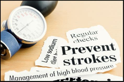 7 Ways To Avoid A Stroke by How To Prevent Stroke Remedies To Protect Your
