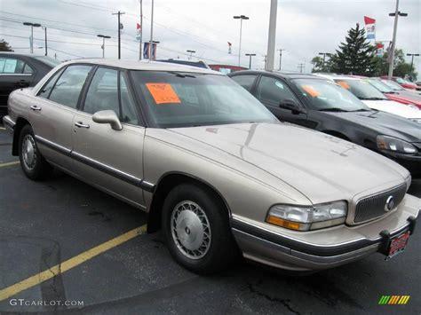 1995 chagne beige metallic buick lesabre custom