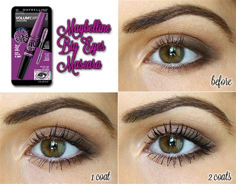 Mascara Big Eye Maybelline maybelline the falsies big mascara review