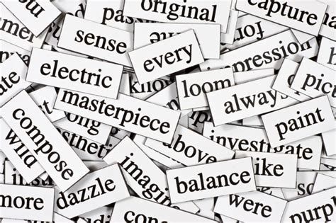 words in why words are your marketing currency the marketing bit