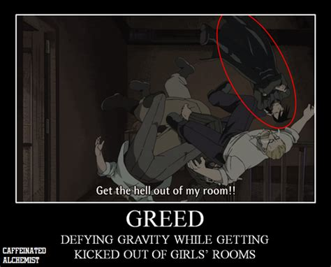 Greed Meme - lol greed and fullmetal alchemist image fullmetal