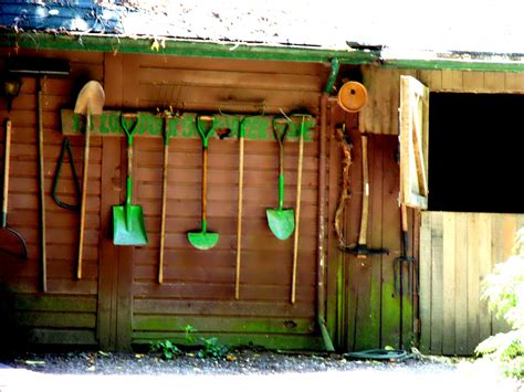 how to hang tools in shed how to clean out the garden shed roswell junk removal
