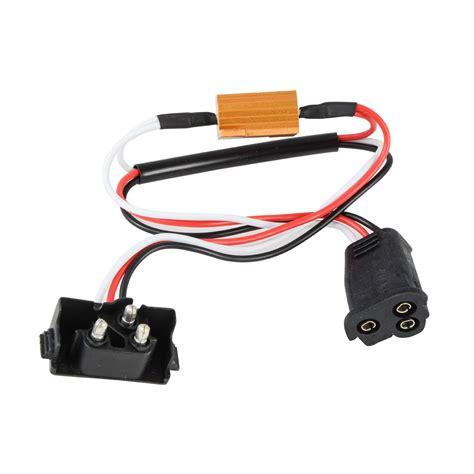 load equalizer resistor 3 prong led load resistor flasher equalizer grand general auto parts accessories