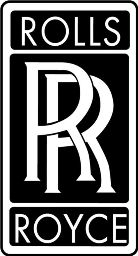 rolls royce logo free vector in adobe illustrator ai ai