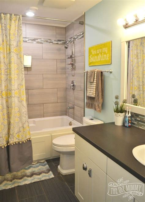 yellow tile bathroom ideas best 20 grey yellow bathrooms ideas on pinterest grey