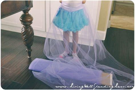 no sew tulle skirt diy skirt