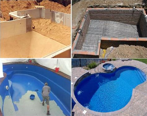 how to make a swimming pool in your backyard how to build a swimming pool