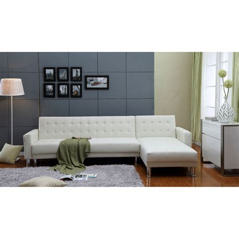 white sectional sofa bed awesome white leather sectional sofa bed sectional sofas
