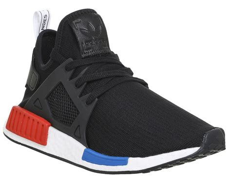 Sneakers Black Blue adidas nmd xr1 black blue white pk his trainers