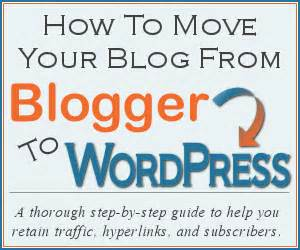 how to move your wordpress blog to a new domain tutorial how to move your blog from blogger to wordpress