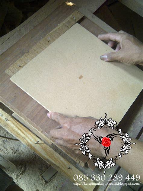 Membuat Jam Dinding Kayu | kerajinan souvenir dari kayu limbah membuat jam dinding