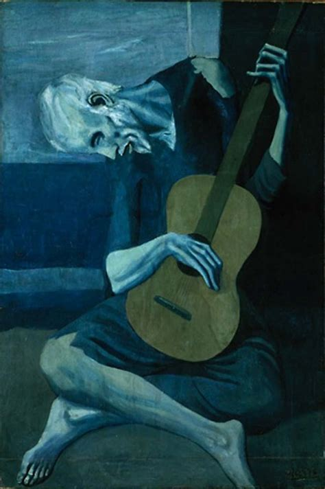 pablo picasso paintings guitar history news the age of picasso and matisse modern