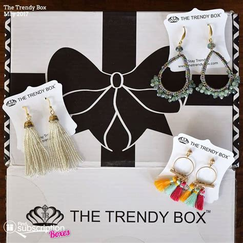 2006 Trendy Year Wrap Up by May 2017 The Trendy Box Review Find Subscription Boxes