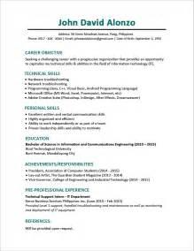 finance resume objective statements