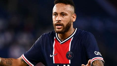 neymar banned   games  psg marseille brawl
