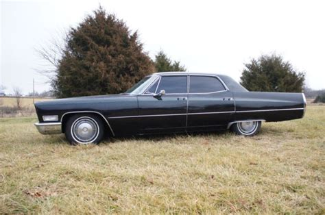 1968 cadillac 4 door for sale cadillac 1968 for