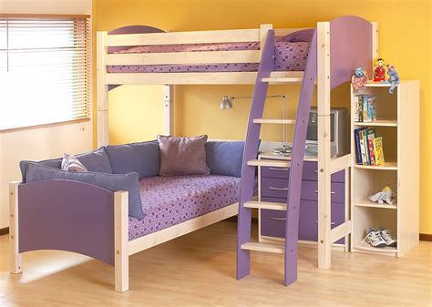 Bunk Beds With Mattresses Ikea Bunk Beds With Futon Ikea