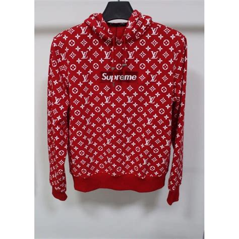 Supreme Lv Sweater supreme x lv hoodie hopkicks sneakers
