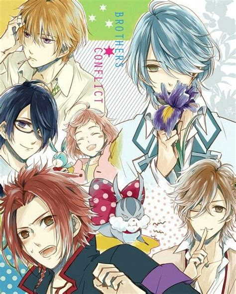 Siraishi Yuki My Handsome Brothers 1000 images about harem anime on diabolik chibi and fruits basket