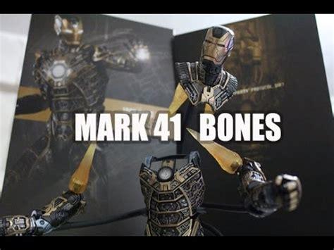 Toys Iron 41 Bones Retro review toys iron 41 bones 1 6 hd