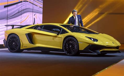 Lamborghini Aventador SV US MSRP Pricing   DragTimes.com
