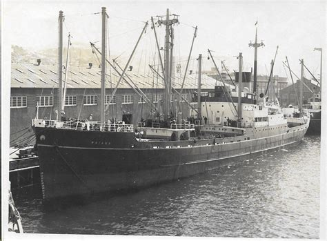 ship company mv waiana union steam ship company of new zealand