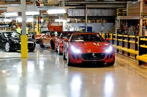 Jaguar Factory Jaguar Factory Jwm Michael Bailie
