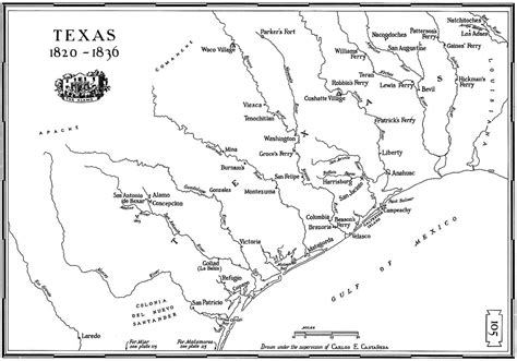 texas 1836 map texas historical map serving the texas gulf coast