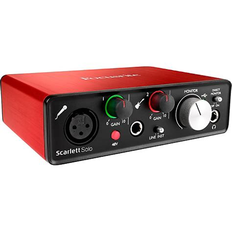 best focusrite audio interface focusrite 2nd usb audio interface