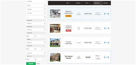 joomla classifieds template real estate classifieds premium responsive joomla template