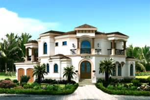 Mediterranean House Plans With Photos by Mediterranean Style House Exterior Images