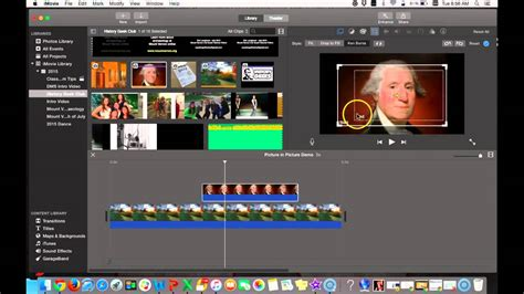 imovie tutorial on youtube imovie tutorial picture in picture youtube