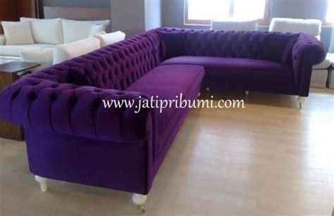 Sofa Murah Dan Berkualitas sofa tamu sudut modern mebel jepara jati pribumi