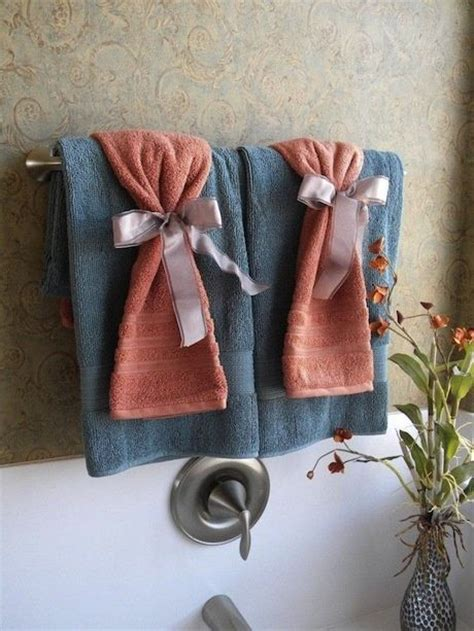 bathroom towel decorative folds best 25 decorative bathroom towels ideas on pinterest