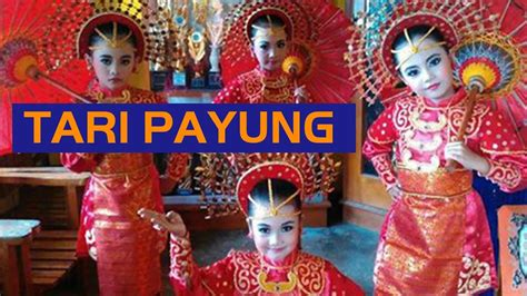 Payung Tari Brukat Hias Tradisional tari payung sanggar tari purwa lakshita