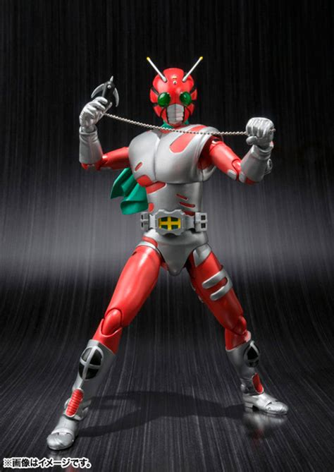 Original Mighty Riders Collection Kamen Rider Zx s h figuarts kamen rider zx official images tokunation