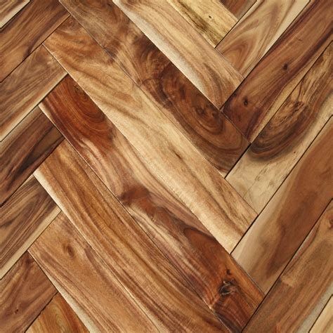 acacia natural herringbone hardwood flooring unique wood floors