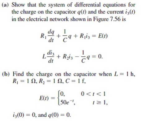 capacitor charge laplace capacitor charge laplace 28 images circuit network analysis chapter4 laplace transform