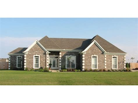 Brick Ranch Home Plans by 25 Best Images About Brick Ranch Homes On