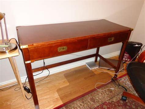 bombay cherry sofa table bombay company sofa table desk qualicum nanaimo