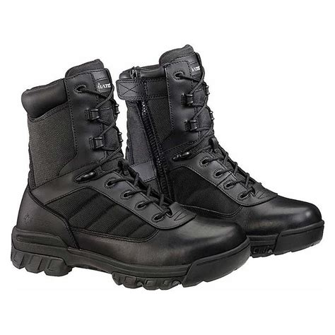 Sepatu Boot Tactical Unitewin 8in bates s 8 inch tactical sport side zip boots e2261