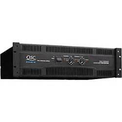 Power Lifier Qsc 4050 qsc rmx 4050hd 2 channel power lifier guitar center