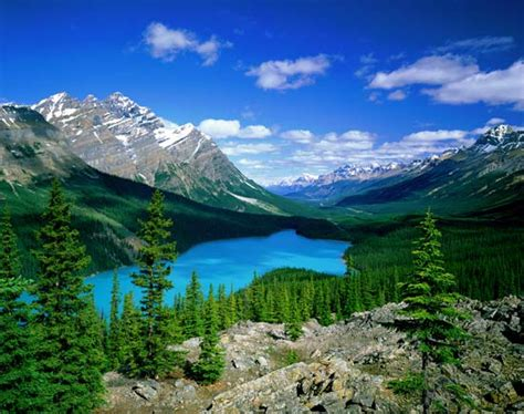 banff national park earth banff national park canada alive